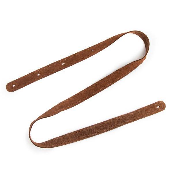 Beswick premium leather instrument strap from Uber Doofer