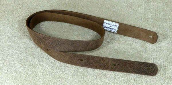 Beswick Basic leather instrument strap