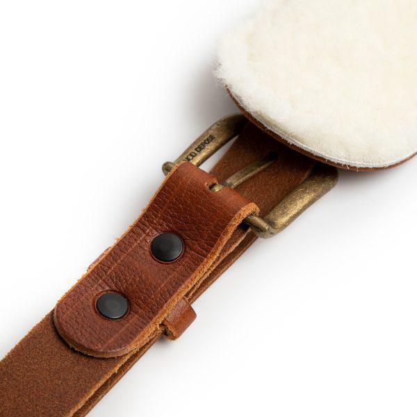 Langtoft from Uber Doofer Premium Leather Guitar and Instrument Straps